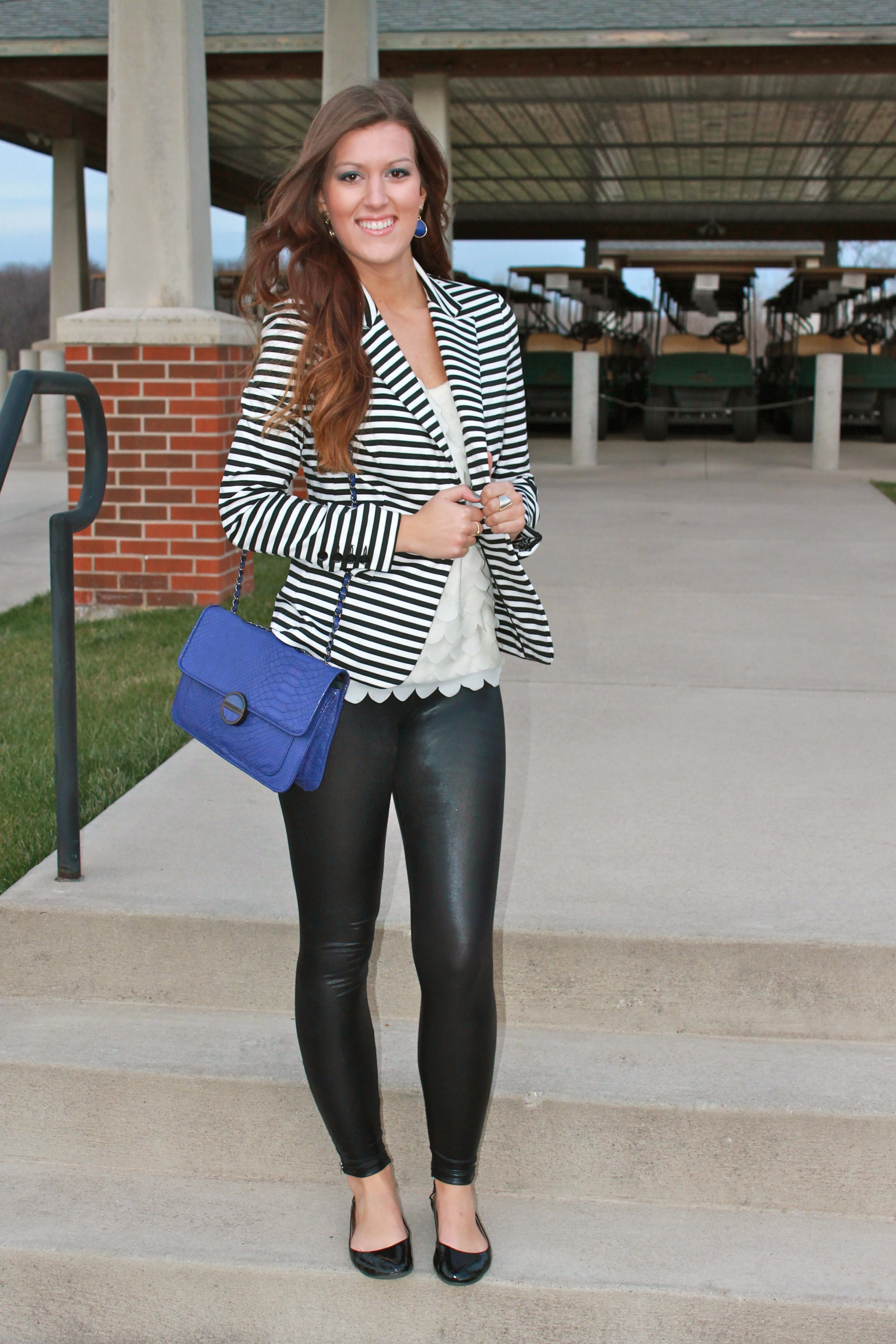 Target Leather Leggings - Trendy Clothes