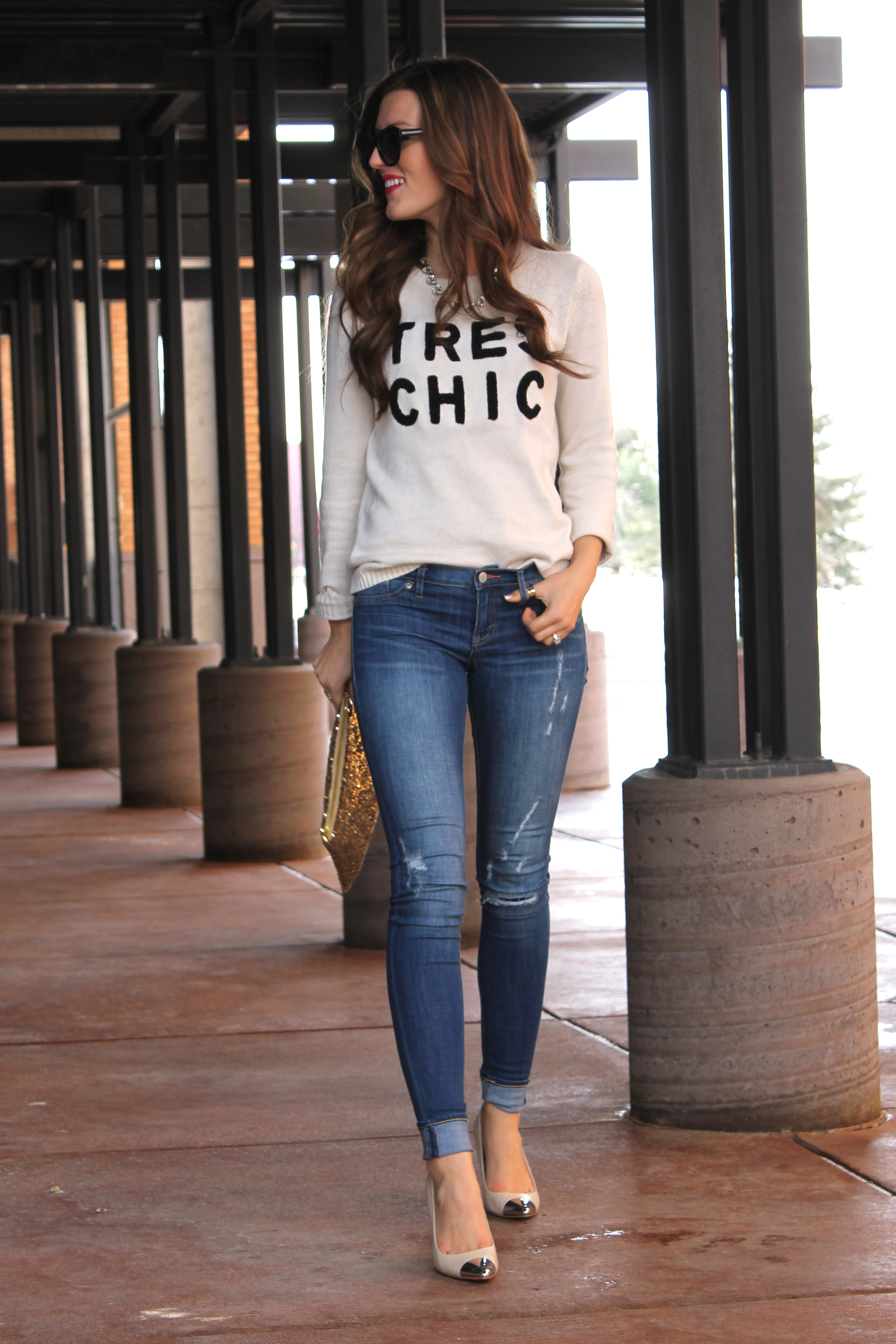 Tres Chic Casual