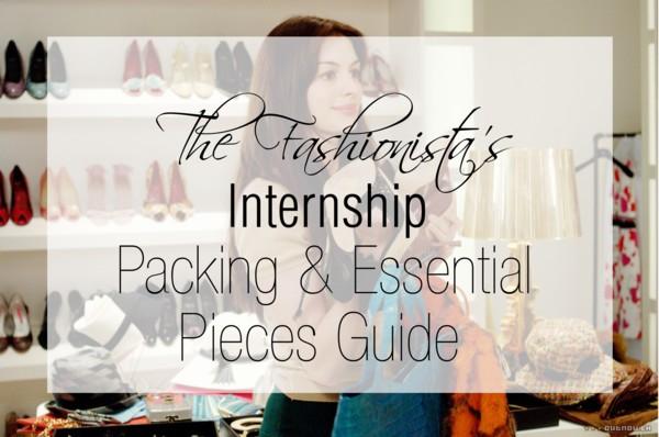 Fashionistas Internship