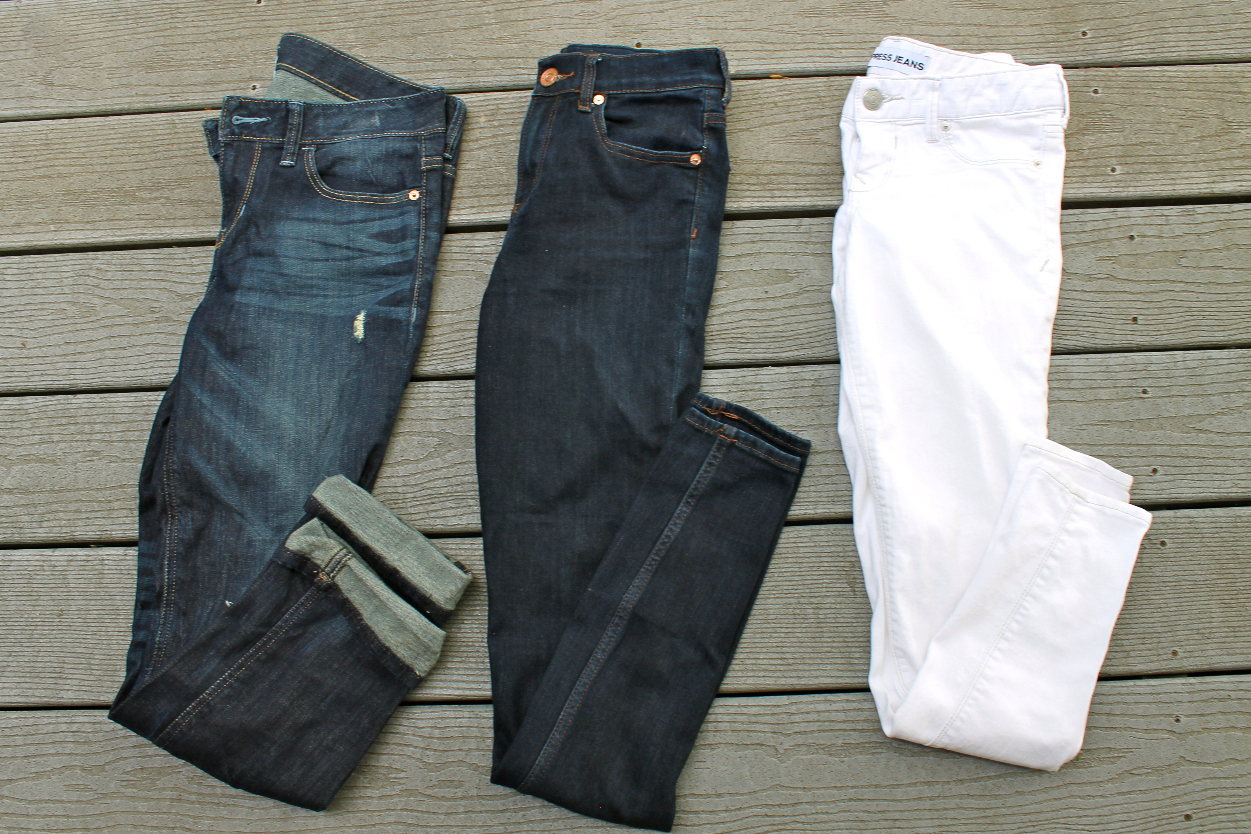 White Jeans Express