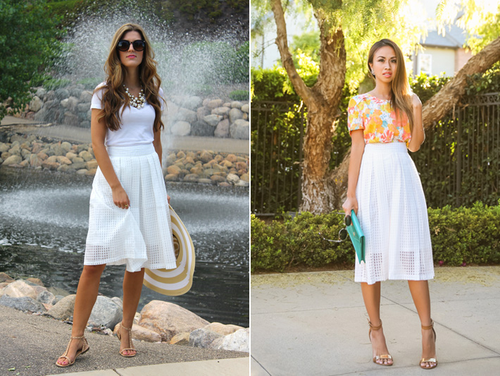 Non Traditional Wedding Dresses Los Angeles: White Whimsy (Collab With Lace & Locks